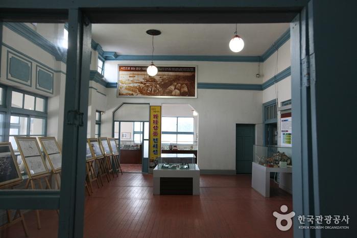 旧 群山税関(湖南関税展示館)(옛 군산세관(호남관세전시관))