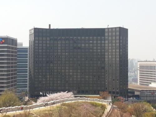 首尔希尔顿千禧酒店(밀레니엄 서울힐튼호텔)