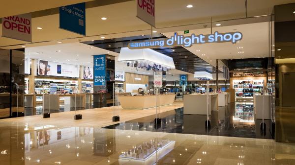 Samsung d'light shop (삼성 딜라이트샵)