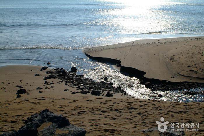 Пляж Хвасун Кымморэ (화순 금모래 해변)2