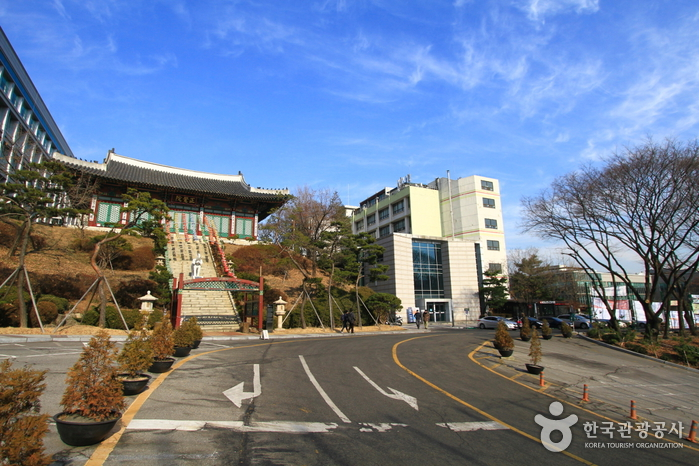 경희궁 숭정전 사진1