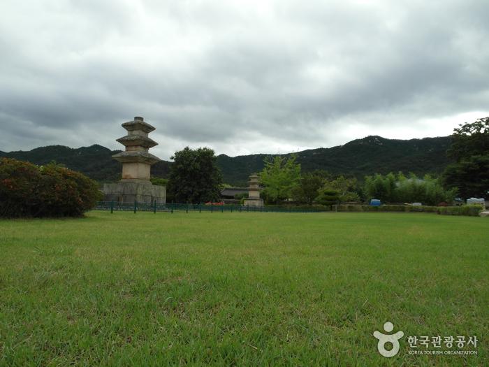 경주 남산동 동ㆍ서 삼층석탑