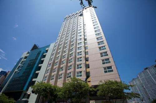 Hotel The Mark Haeundae - Goodstay 호텔더마크해운대[우수숙박시설 굿스테이]