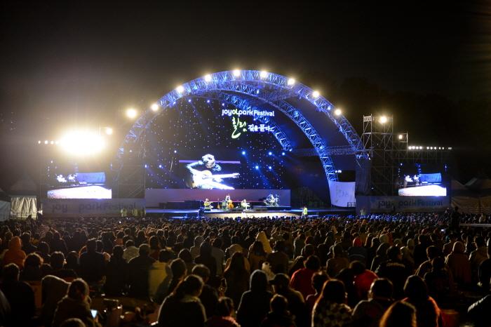 조이올팍페스티벌 2018  사진
