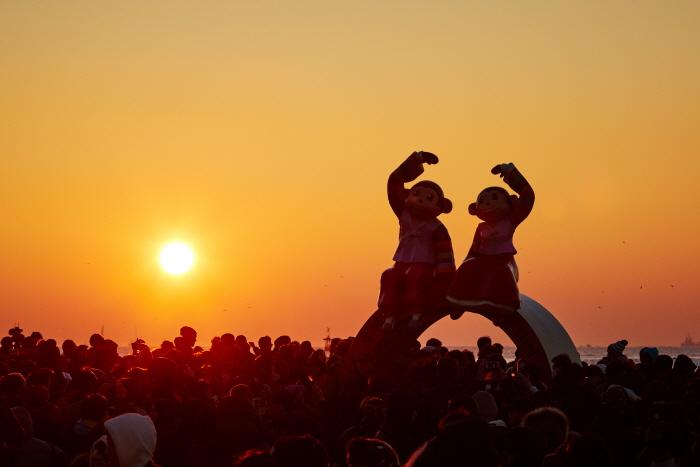 Busan Sunrise Festival (부산해맞이축제)