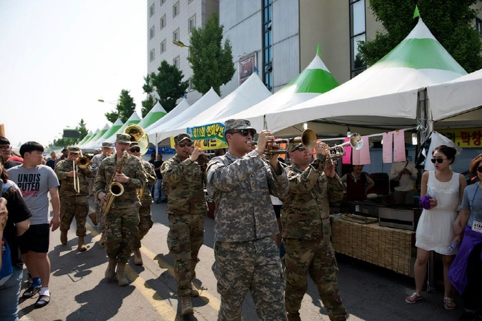한미친선 문화한마당 2017