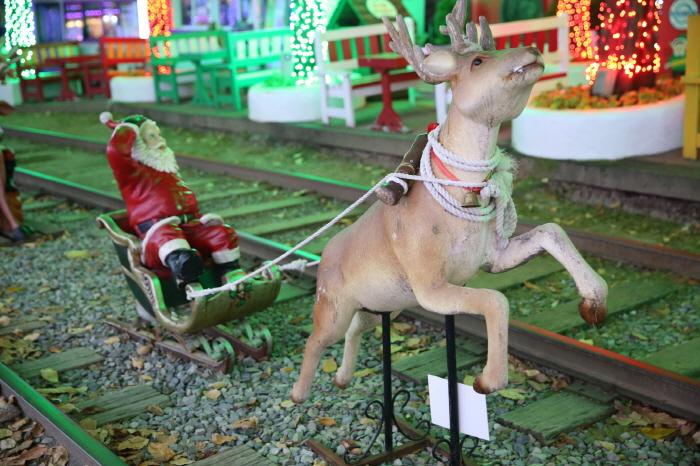 청도 프로방스 크리스마스 산타마을 빛축제 2018  사진14