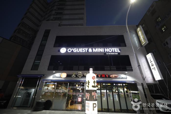 OGUEST & MINI HOTEL[韓国観光品質認証](오게스트 앤 미니호텔[한국관광 품질인증/Korea Quality])