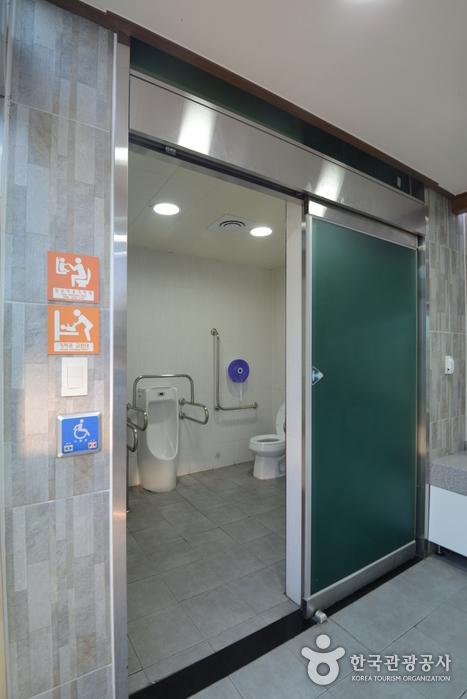 장애인전용화장실