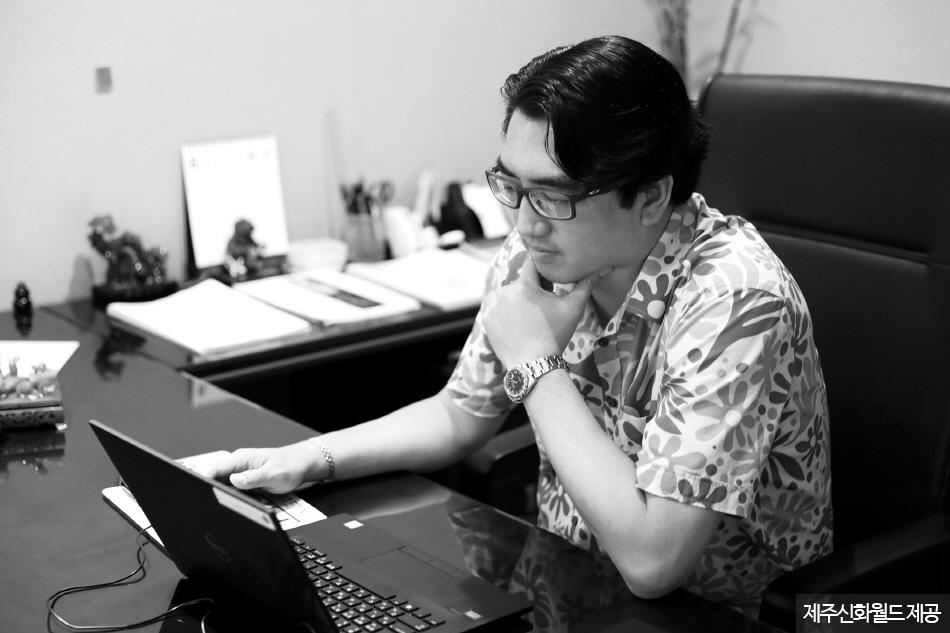 제주신화월드 수석부사장, 알버트 림