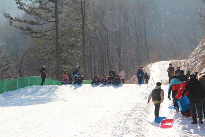 Фестиваль корюшки в уезде Янпхён (물맑은 양평빙어축제)