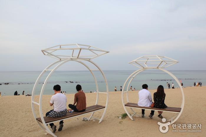 江門海岸(강문해변)