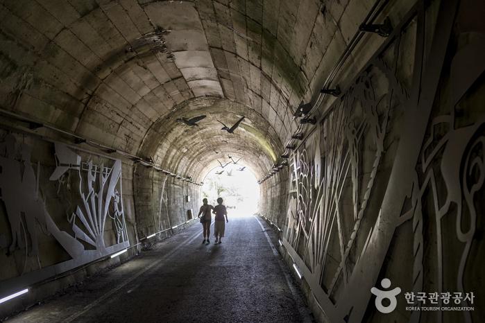 순창 향가터널