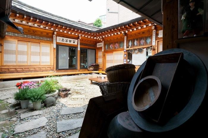 ユジンハウス[韓国観光品質認証](유진하우스[한국관광 품질인증/Korea Quality])