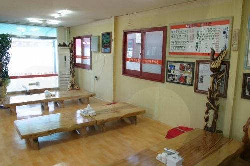 Daegwallyeong Hwangtaechon(대관령황태촌)