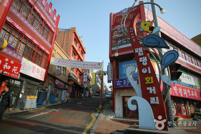 Incheon Baendaengi (Large-eyed Herring) Street (인천 밴댕이 골목)