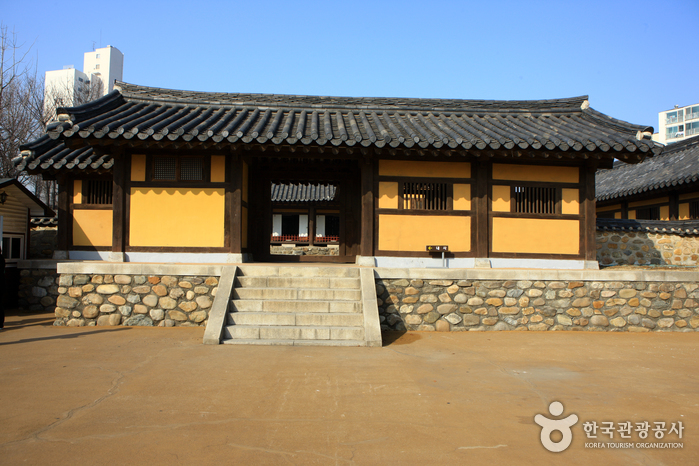 Historische Stätte Hwadojin (화도진지)
