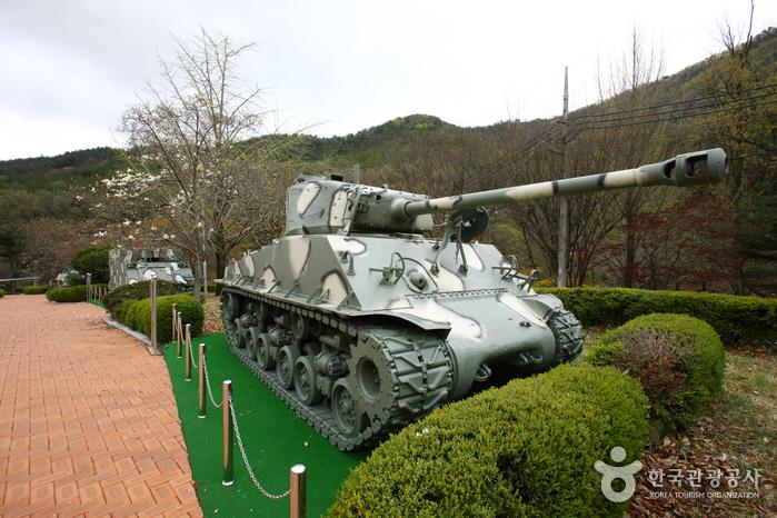 Мемориал победы на реке Нактонган (낙동강승전기념관)9