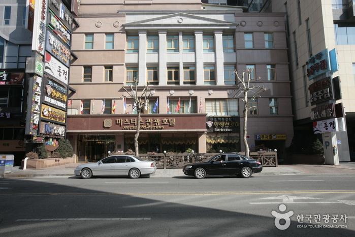 Tourist Hotel Masters (마스터스관광호텔)