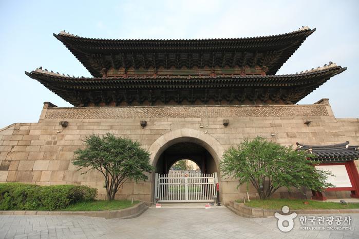 Dongdaemun Gate (Heu...