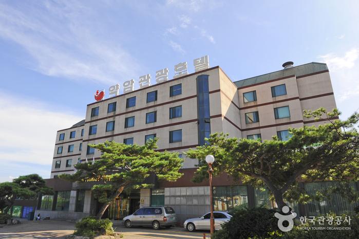 药岩红焰泉观光酒店<br>(약암홍염천관광호텔)