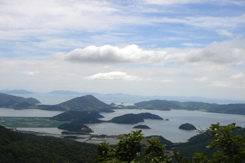 Dadohaehaesang National Park (Wando Section) (다도해해상국립공원(완도))
