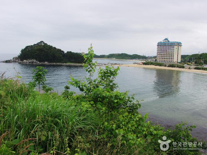 金剛山公寓式飯店 海水三溫暖