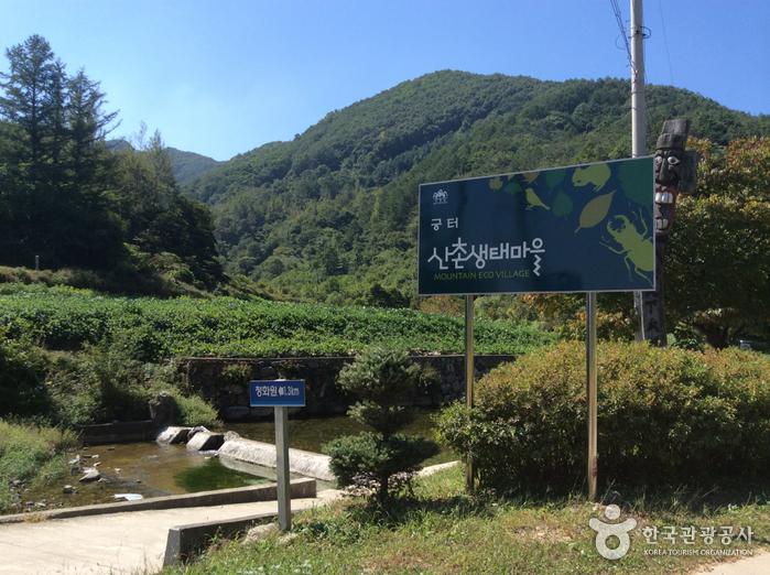궁터산촌생태체험마을