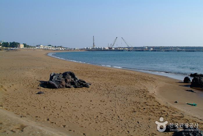 Пляж Хвасун Кымморэ (화순 금모래 해변)3
