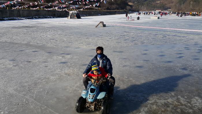 양평 대자연 빙어송어축제 2018 사진3