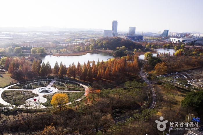 Seenpark Ilsan (일산호수공원)