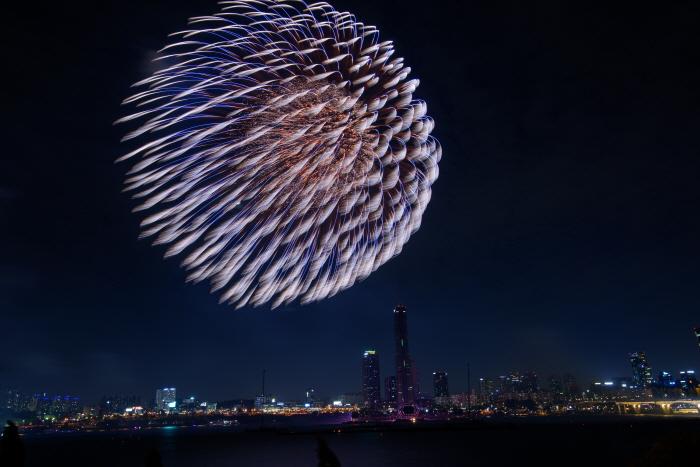 首爾世界煙火節(한화와 함께하는 서울세계불꽃축제)6