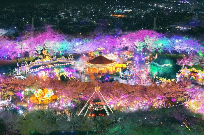 이월드 별빛축제  사진13