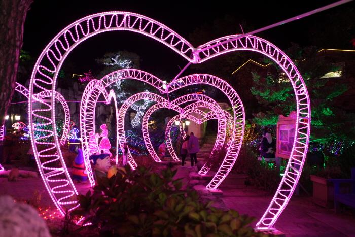 허브아일랜드 불빛동화축제 2018  사진17