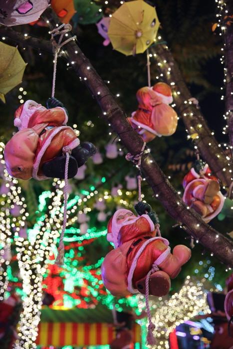 청도 프로방스 크리스마스 산타마을 빛축제 2018  사진17