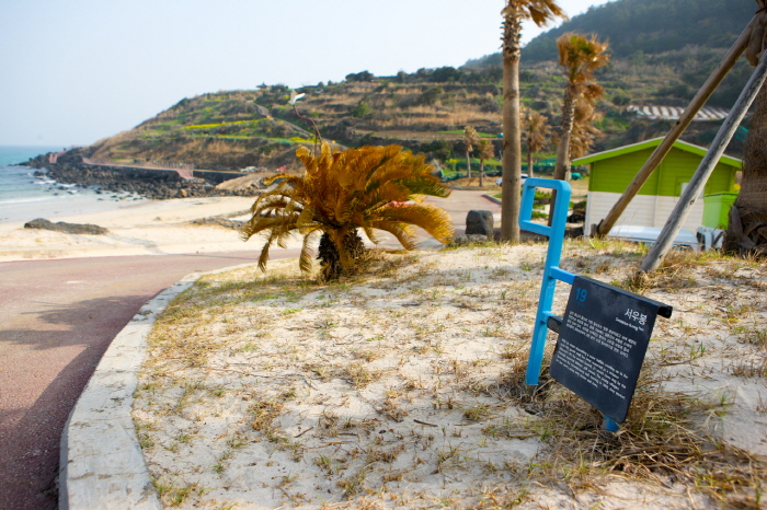 Hamdeok Seoubong Beach (함덕 서우봉해변-함덕해수욕장)