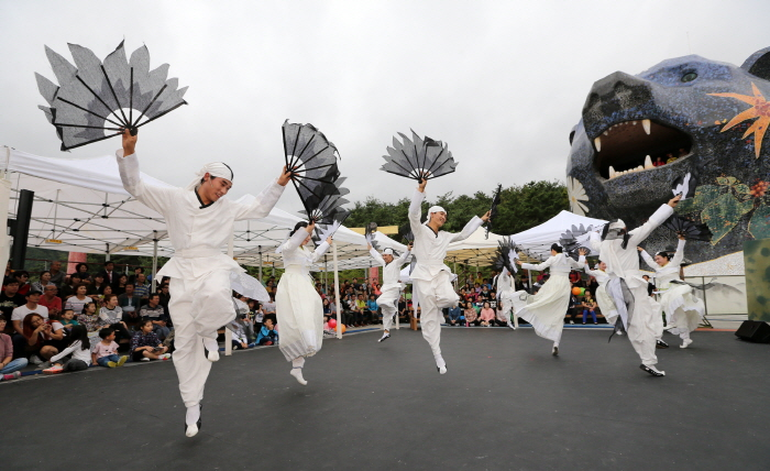 Sancheong Heilkräuterfestival (산청한방약초축제)