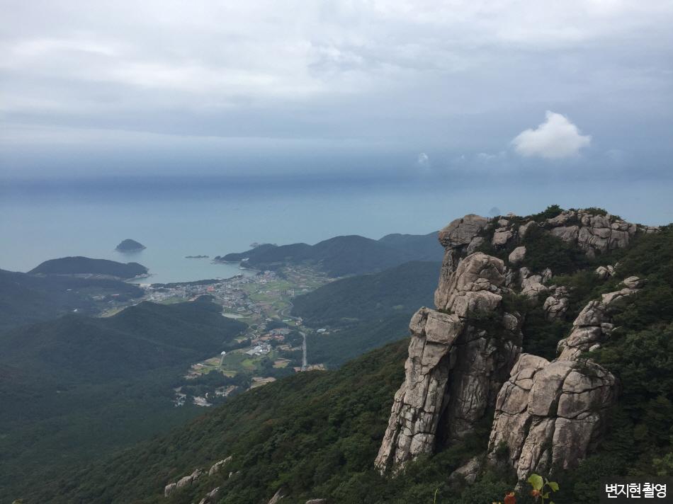 남해 금산