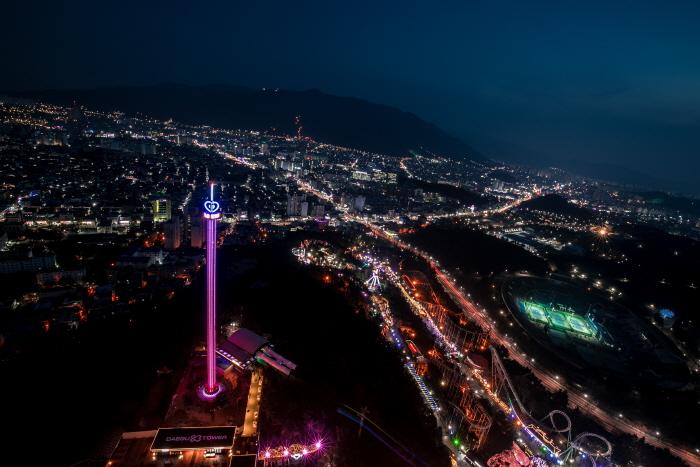 E WORLD星光節(이월드 별빛축제)11