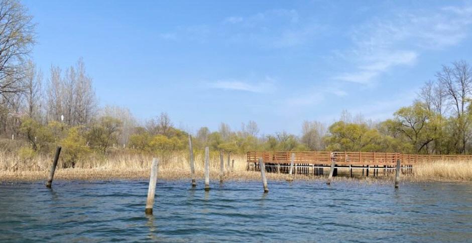 下中島水辺生態公園(하중도수변생태공원)