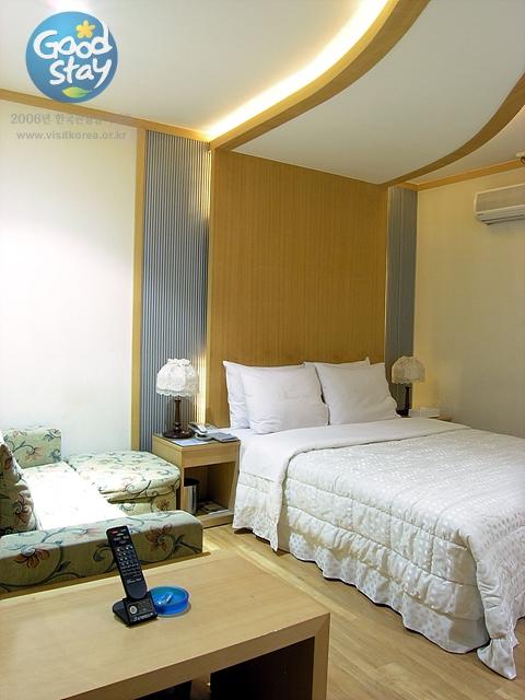 드라마모텔 [우수숙박업소 굿스테이] 디럭스룸2