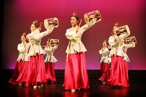 Korean Traditional Stage