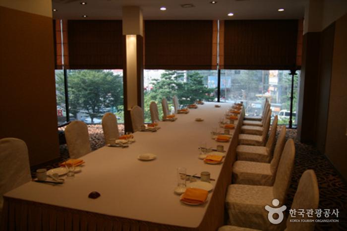 Ресторан Тонбосон (동보성)5