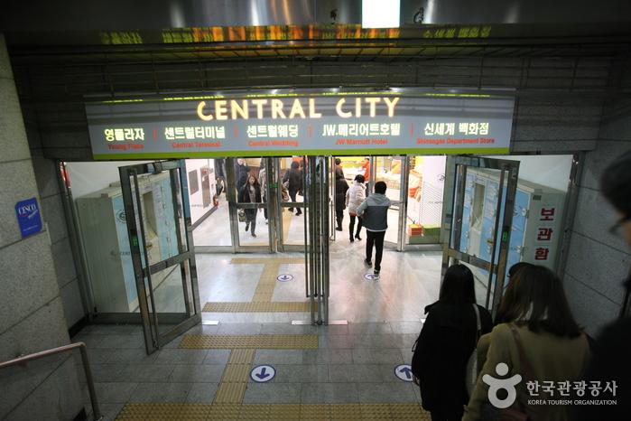 Central City (센트럴시티)