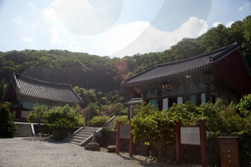 Anguksa Temple (Muju...