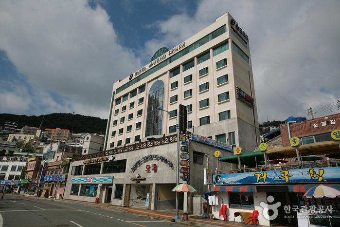 松岛海滨观光酒店<br>(송도비치 관광호텔)