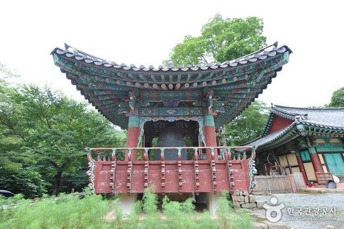 Ssanggyesa Temple (Jindo Island) (첨찰산 쌍계사)