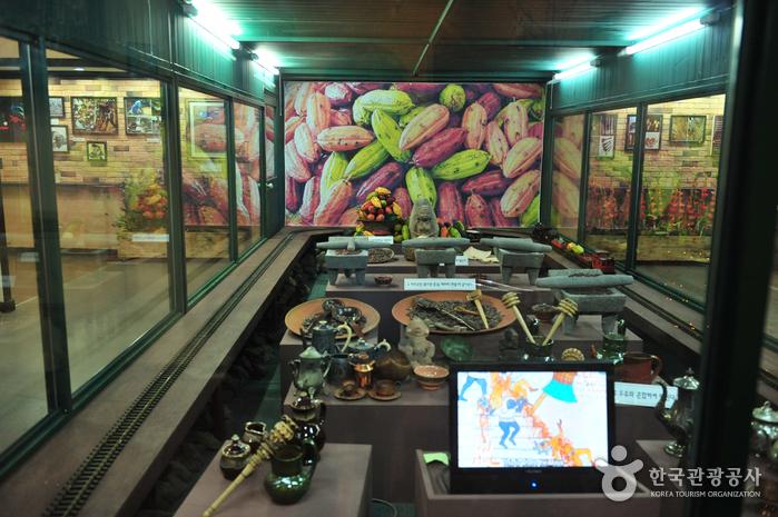 Musée du Chocolat (초콜릿 박물관)