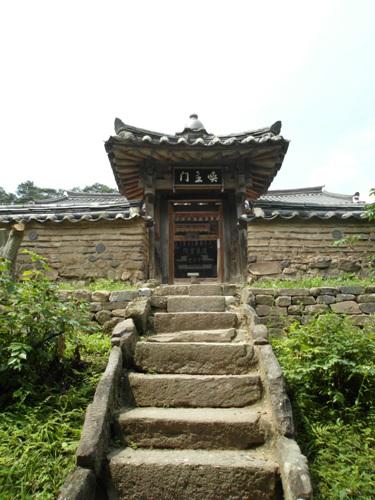 Dodongseowon Confucian Academy (달성 도동서원)