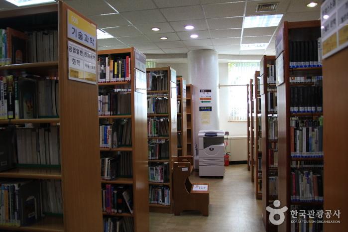 금천구립독산도서관